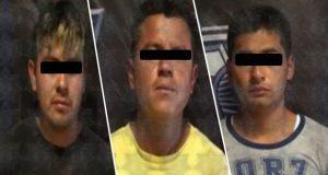 SSP asegura a tres por poseer coche robado y hurtar autopartes
