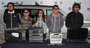 Caen 5 presuntos ladrones en Granjas Ejidales y 2 en San Ramón