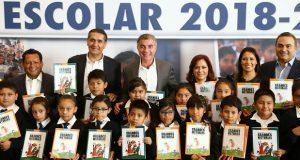 Puebla, 1er lugar en entrega de libros de texto gratuitos: Conaliteg