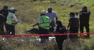 Hermanas son impactadas por llanta en la México-Puebla; una muere