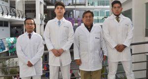 Alumnos de medicina de BUAP ganan 3 primeros lugares en concurso