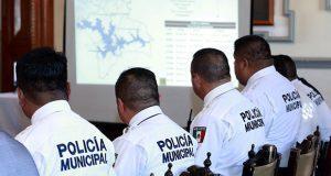 Reportan 135 detenidos en Puebla capital del 12 al 18 de noviembre. Foto: Twitter / @RiveraVivanco_