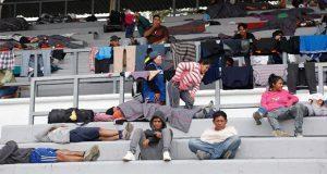 Tras 15 días, 470 migrantes llegan a CDMX