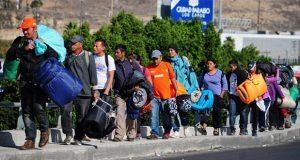 ONU reafirma derecho de migrantes a pedir asilo en Estados Unidos