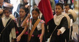 Puebla, 3º con más niños indígenas en primaria que no saben español