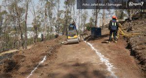 ASF recupera 2.5 mdp por pagos sin justificar en obra de Parque de Amalucan