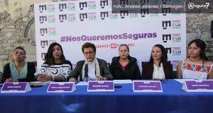 Convocan a marchar el 25 de noviembre para visibilizar violencia de género
