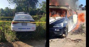 Retienen a policías estatales tras intentarlos linchar en Chiconcuautla