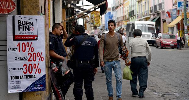 Pequeños comercios, con alza de 25% en ventas por Buen Fin: Canacope