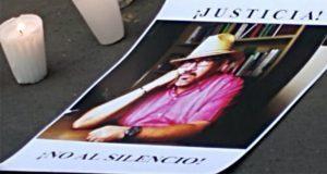 PGR pide 50 años de cárcel para presunto homicida de Javier Valdez