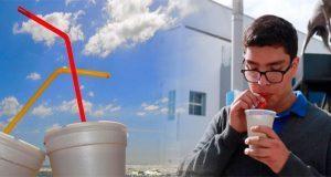 Premian a alumno de Querétaro por crear popotes biodegradables