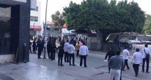 Último informe de Velasco causa protestas y trifulcas en Chiapas