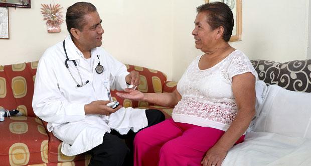 Puebla, estado que realiza más pruebas de diabetes en el país: SSEP