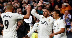Real Madrid vence 2-0 al Valladolid en debút de Solari