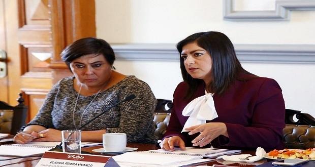 A un mes de funciones, Comuna de Puebla afirma que bajan delitos 20%