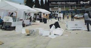 Escandaliza a OEA violencia y robo de urnas en elección de Puebla