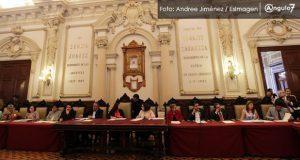 Con voto dividido, Cabildo poblano aprueba Ley de Ingresos del ayuntamiento