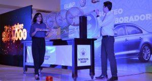 BUAP anuncia a ganador de automóvil del Sorteo de Colaboradores