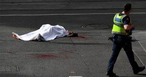 En Australia, hombre deja 1 muerto y 2 heridos por apuñalamiento