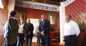 Gali cumple compromiso a favor de cultura y reabre Casa del Alfeñique