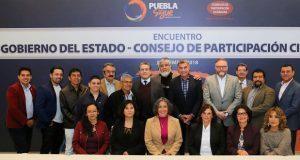 Gali coordina esfuerzos con Consejo de Participación Ciudadana