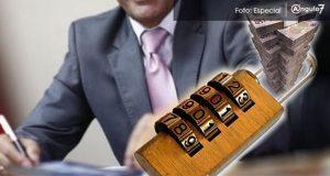 Proponen fijar en 85 mp tope de sueldo de funcionarios de Puebla