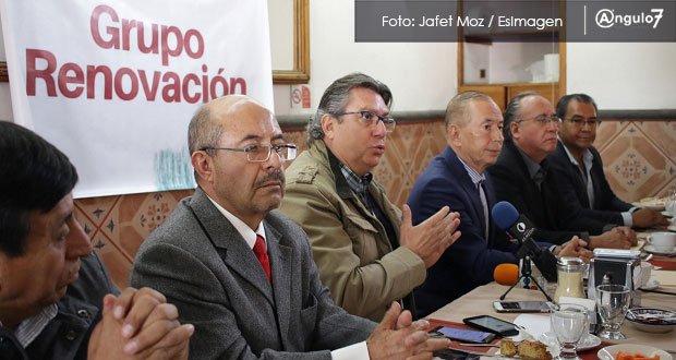 """5 exlíderes del PRI exigen remplazar a Casique por """"abandonar"""" a militantes"""