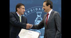Agrohidráulica de BUAP recibe acreditación por buena enseñanza