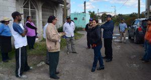 Inauguran tanque elevado, drenaje y adoquinamientos en Acajete