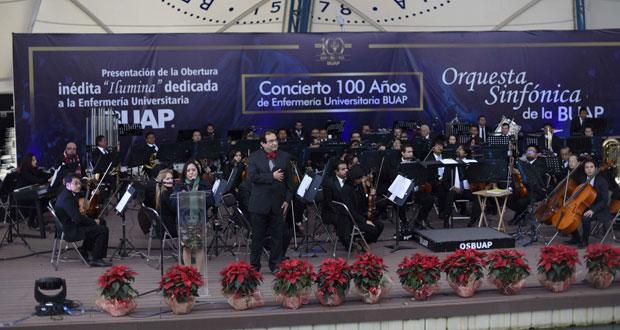 BUAP celebra 100 años de la enfermería universitaria en Puebla