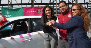 BUAP entrega VW Jetta a ganador del Sorteo de Colaboradores