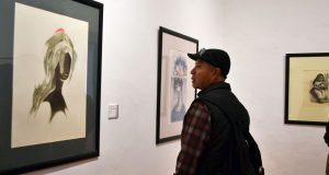 Exponen en BUAP obras de artistas plásticos mexicanos del siglo XX