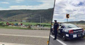 Bloquean la Puebla-Huajuapan de León para exigir pago de tierras