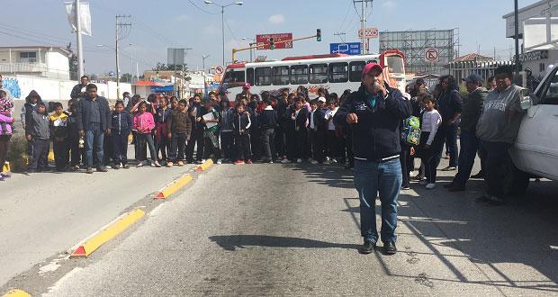 Antorcha acusa ingobernabilidad en Santa Clara Ocoyucan