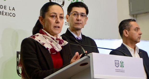 Gobierno de CDMX confirma recorte de personal; ahorrará mil 800 mdp