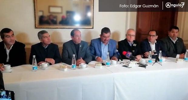 Lamentan empresarios que Congreso de Puebla bajara sólo a 2.5% el ISN