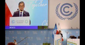 México busca mitigar gases de efecto invernadero para 2030: Semarnat