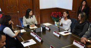 Rivera toma protesta a Coraza como directora del Instituto del Deporte