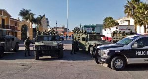 Ejército y Policía de Cuautlancingo inician operativos de prevención