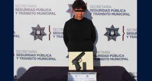 Detienen a mujer por tentativa de robo a negocio en colonia Centro