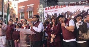 """Frente que vigilará gobierno de Martha Erika pide no repetir """"abusos"""" de RMV"""