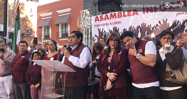 Lanzan frente para vigilar que gobierno estatal no cometa abusos