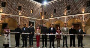 Gali inaugura rehabilitación del museo del exconvento Santa Rosa