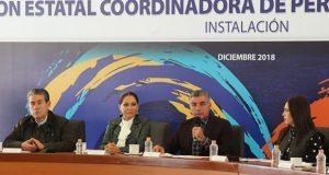 Gali instala Comisión Coordinadora de Personas con Discapacidad