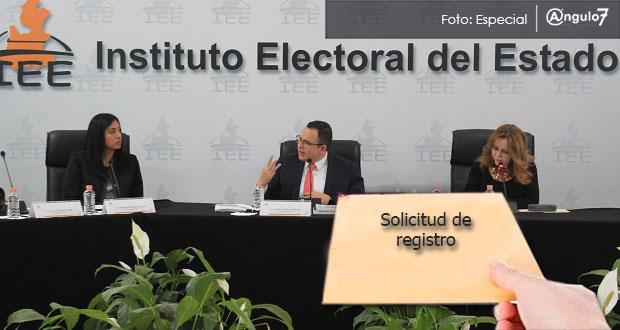 Ocho organizaciones buscan convertirse en partidos políticos en Puebla. Foto: Especial