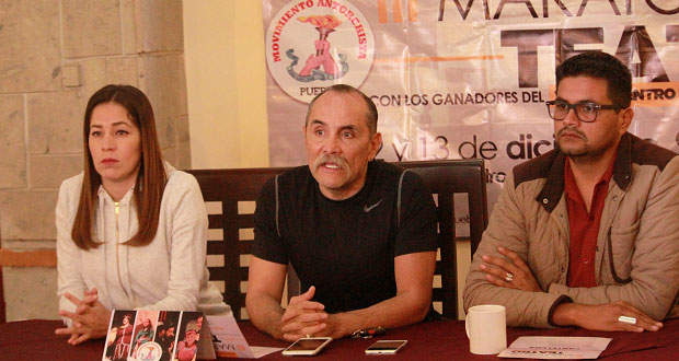 Antorcha invita a presenciar 7 obras de teatro en maratón gratuito