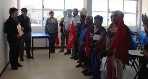 Inauguran edificio para bachillerato en Tepexi de Rodríguez