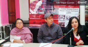 Homicidio de activista de Cuetzalan no es personal como dice FGE: Miocup