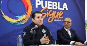 En 22 meses, Puebla mantuvo bajos índices delictivos, asegura SSP