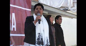 Trato de San Andrés con gobierno estatal será institucional: alcaldesa